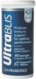 Blis-Probiotics-UltraBlis-40-Lozenges on sale