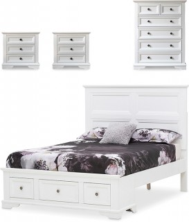 Chanel-4-Piece-Queen-Bedroom-Package on sale
