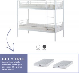 Purus-Single-Bunk on sale