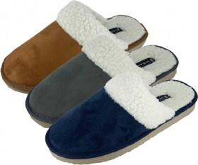 Mens-Mule-Slippers on sale