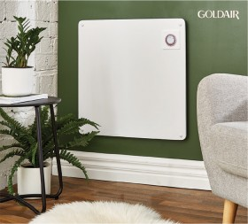 Goldair-Ecosave-Panel-Heater-With-Timer on sale