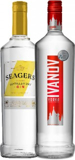 Seagers-Original-or-Lime-Twisted-Gin-or-Ivanov-Vodka-1L on sale