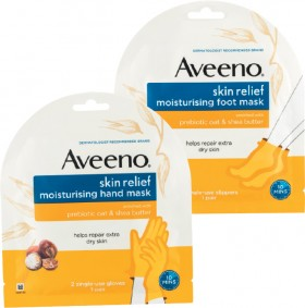 Aveeno-Skin-Relief-Hand-or-Foot-Mask-1-Pack on sale