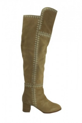 Human-Premium-Marlee-Suede-Leg-Boot on sale