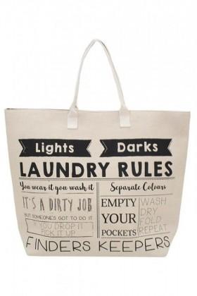 Bambury-Laundry-Rules-Laundry-Bag on sale