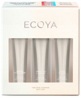 Ecoya-Mini-Pamper-Hand-Cream-Gift-Set on sale