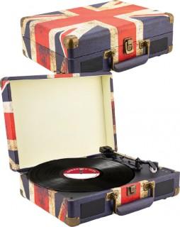 Retro-Briefcase-Record-Player on sale
