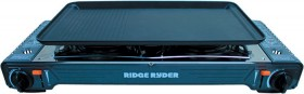 Ridge-Ryder-Dual-Burner-Butane-Stove on sale
