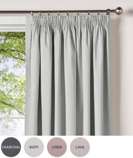 Caine-Blockout-Pencil-Pleat-Curtains on sale