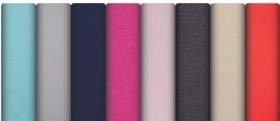 All-Plain-Cotton-Canvas-Fabric-by-the-Metre on sale