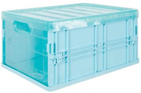25-off-Francheville-Collapsible-Crate-with-Lid on sale