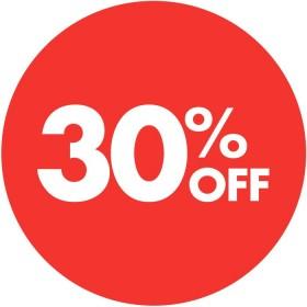30-off-Francheville-Timber-Range on sale