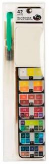 Watercolour-Set-42-Peice-with-Brush-Sponge on sale