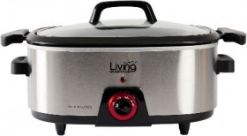 Living-Essentials-Searing-Slow-Cooker on sale