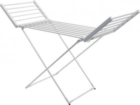 Living-Essentials-Heated-Airer on sale