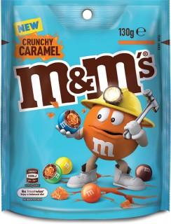 NEW-MMs-Crunchy-Caramel-130g on sale