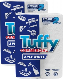 Tuffy-Kitchen-Paper-Towels-Twin-Pack on sale