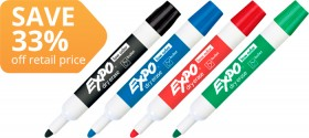 Expo-Whiteboard-Markers on sale