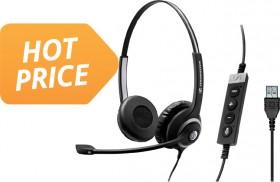 Sennheiser-SC-260-USB-MS-II-Wired-Binaural-Headset-for-PC on sale