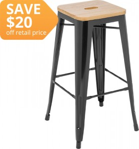 Industry-Bar-Stool on sale