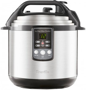 Breville-The-Fast-Slow-Cooker on sale
