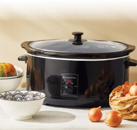 Russell-Hobbs-Abbey-Lane-6L-Slow-Cooker on sale