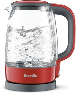 Breville-Red-Crystal-Clear-Kettle on sale