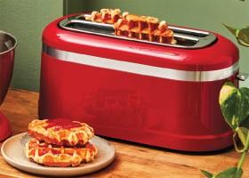 Kitchenaid-Red-Design-4-Slice-Toaster on sale