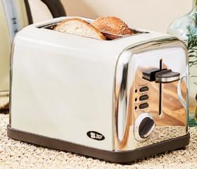 Zip-Retro-Vintage-Cream-2-Slice-Toaster on sale