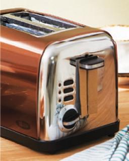 Zip-Copper-Colour-2-Slice-Toaster on sale