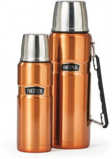 Thermos-Copper-Colour-Flasks on sale