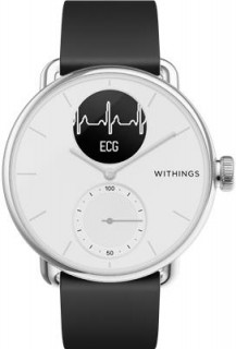 Withings-Scanwatch-38mm-White on sale