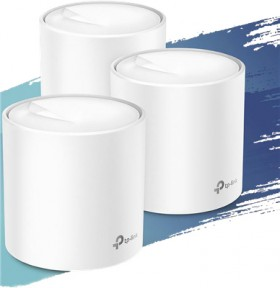 TP-Link-Deco-X60-AX3000-Whole-Home-Mesh-Wi-Fi-6-System-3-Pack on sale