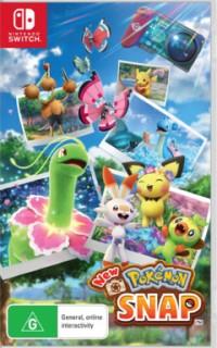 Nintendo-Switch-New-Pokmon-Snap on sale
