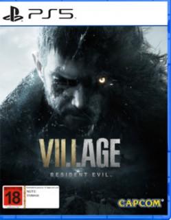 PS5-Resident-Evil-Village on sale