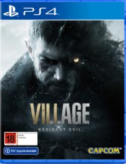 PS4-Resident-Evil-Village on sale