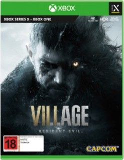 Xbox-Series-X-Resident-Evil-Village on sale