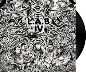 L.A.B-IV-Vinyl on sale