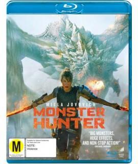 Monster-Hunter-Blu-Ray on sale