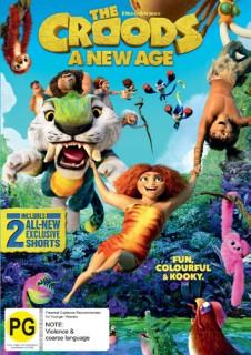 The-Croods-A-New-Age-DVD on sale