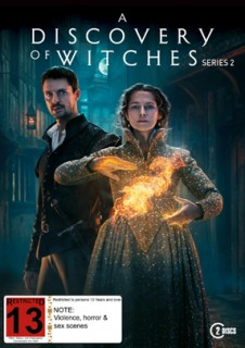 Series-2-A-Discovery-of-Witches-DVD on sale