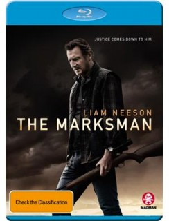 The-Marksman-Blu-Ray on sale