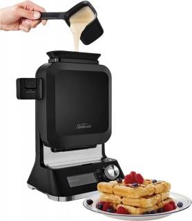 Sunbeam-Vertical-Waffle-Maker on sale