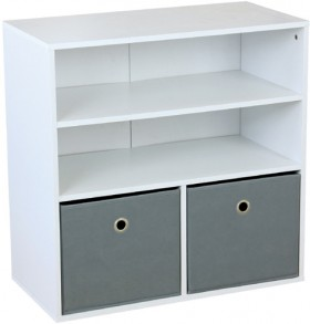 2-Tier-2-Cube-Storage-Unit on sale