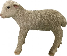 Garden-Ornament-Little-Lamb on sale