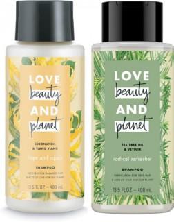 Love-Beauty-Planet-Haircare-400ml on sale