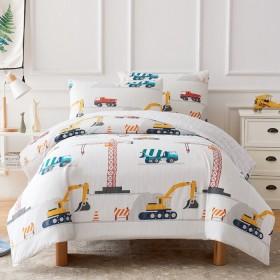 Kids-House-House-Construction-Washed-Cotton-Duvet-Cover-Set on sale