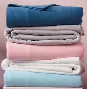Koo-Plain-Flannelette-Sheet-Set on sale