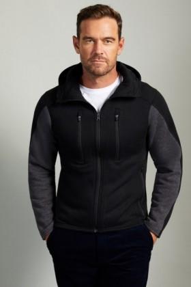 Isobar-Zip-Up-Fleece-Jacket on sale