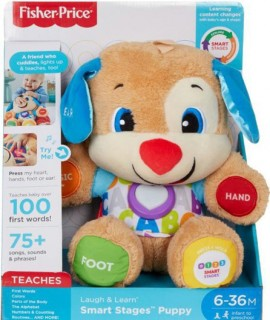 Fisher-Price-Laugh-Learn-Smart-Stages-Puppy on sale